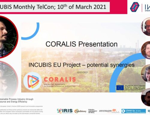 Meeting with INCUBIS EU Project