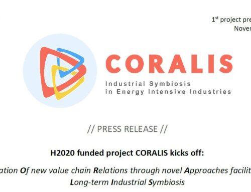 CORALIS Press Release