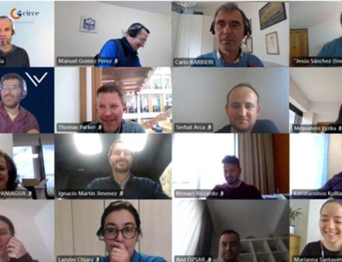 2nd CORALIS Steering Committee meeting