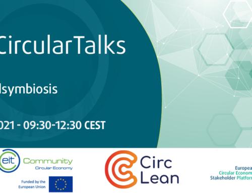 #EUCircularTalks: Industrial symbiosis: A tool for the Green Deal