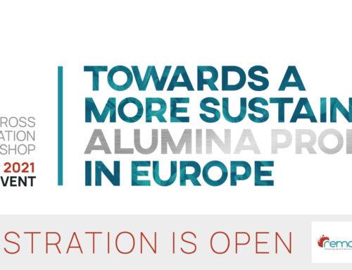 Cross-fertilisation workshop: Towards a more sustainable alumina production in Europe