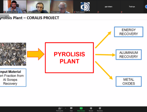 CORALIS participation in the Cross-Fertilsation 'Towards a more sustainable alumina production in Europe'