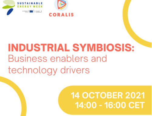 CORALIS 1st Dissemination Event successfully completed